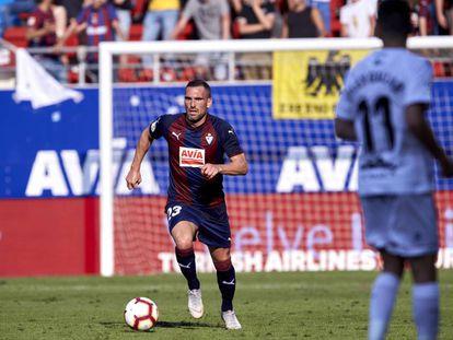 El Eibar se enfrenta al Huesca en la primera jornada de La Liga Santander