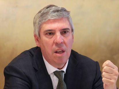 José Vicente de los Mozos, presidente de Renault en España.