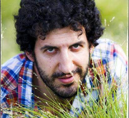 El poeta y cantante Marwan.