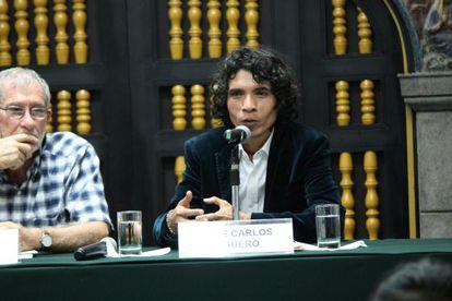 El historiador José Carlos Agüero.
