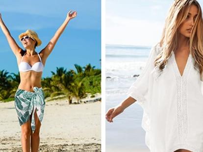 Los mejores pareos para la playa: frescura y comodidad sin perder estilo y elegancia