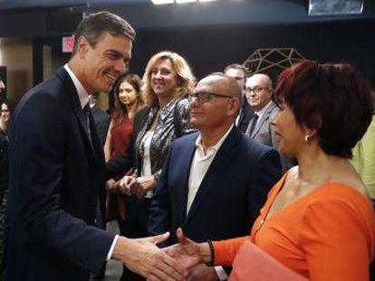 Sánchez es consciente de que la crisis catalana, que ya erosionó a Mariano Rajoy, puede hundir su proyecto