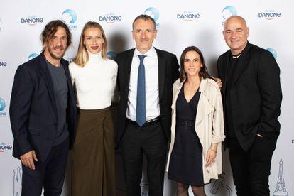 Carles Puyol, Vanesa Lorenzo, Emmanuel Faber, Q. Castellet y Andre Agassi se suman a la celebración del centenario.