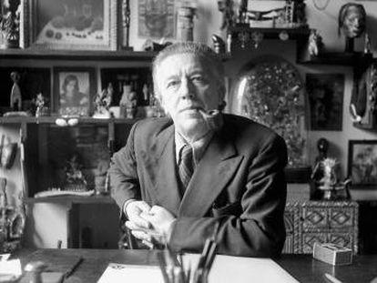 El escritor André Breton (1896-1966), en una imagen sin datar.