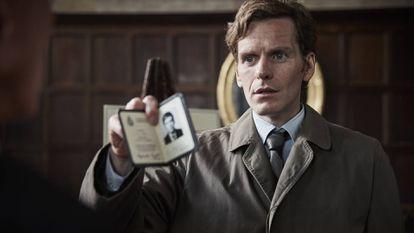 Una imagen de 'El detective Endeavour'.
