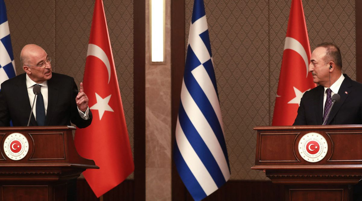 Turquía y Grecia dan un paso hacia la reconciliación