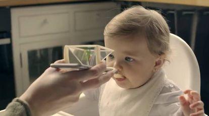 Frame de anuncio de Nutribén.