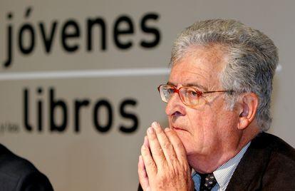 El editor Xavier Folch, en una imagen de 2005.