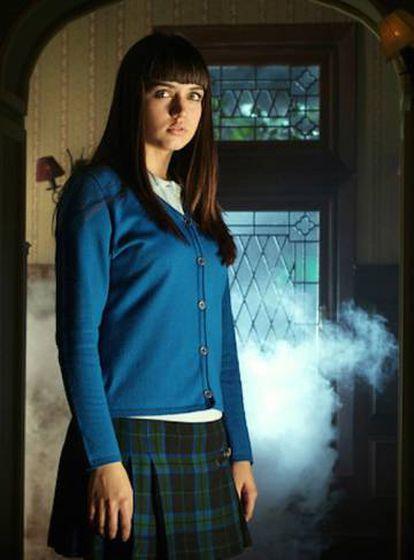 Ana de Armas fue durante tres años Carolina en 'El internado'. La actriz consiguió el papel una semana después de llegar a Madrid procedente de su Cuba natal.