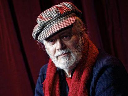 Mario Gas, en 2019 el escenario del Teatro Español de Madrid.