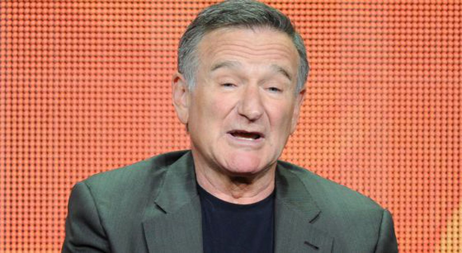 L'acteur Robin Williams.