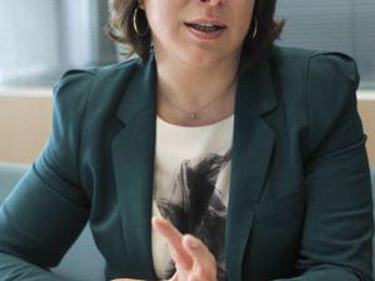 Susana López Abella, secretaria general de Igualdad de la Xunta