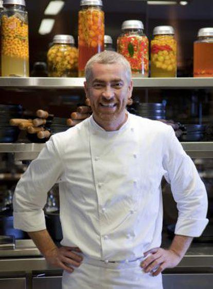 El chef Alex Atala, líder del movimiento culinario brasileño.