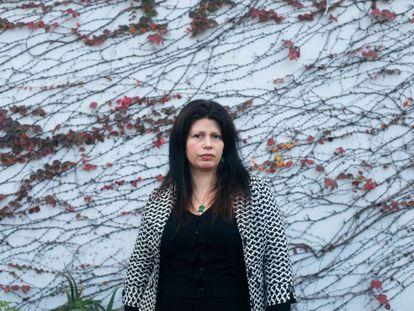 Retrato de la escritora argentina Dolores Reyes.