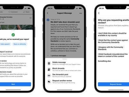 La Junta de Supervisión (Oversight Board, en inglés) fue creada por Facebook en 2020 como respuesta a las críticas por su manejo de contenido problemático.