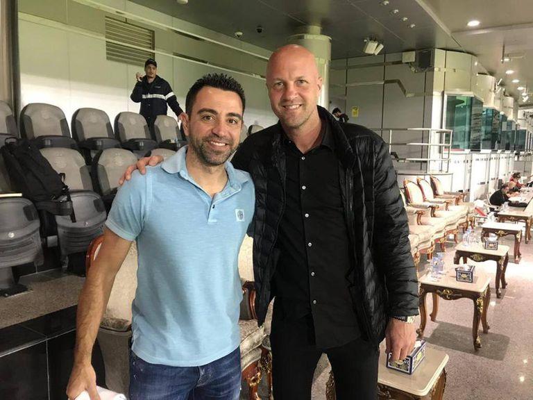 Xavi y Jordi Cruyff liderarán el proyecto futbolístico de Víctor Font.