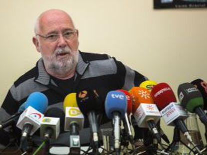 Manuel Ferrer, secretario de organización de UGT Andalucía