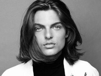 El hijo de la actriz Elizabeth Hurley, Damian Hurley.