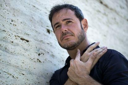 El músico y actor Ivan Labanda, fotografiado en Barcelona.