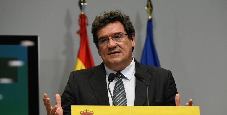 El ministro de Inclusión, Seguridad Social y Migraciones, José Luis Escrivá, en una imagen de archivo.