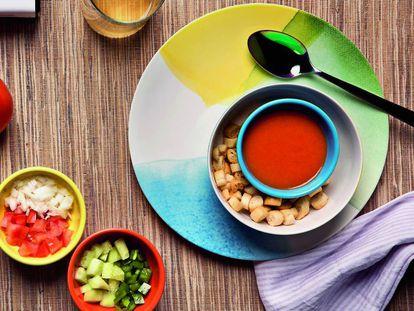 El gazpacho no se hacía con tomate: esta es la receta original (y verdadera)