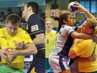 La jugadora australiana de balonmano Hannah Mouncey, que en 2013 compitió en España con el nombre de Callum, denuncia el veto de compañeras. La federación de su país estudia el caso