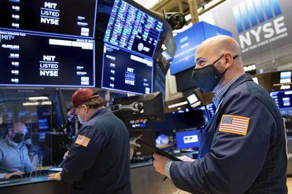 Imagen de la Bolsa de Nueva York, esta semana.
