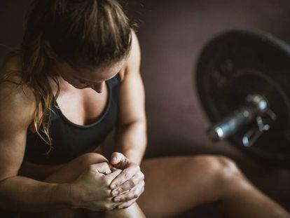 La cara oscura de la épica: aguantar el dolor durante el ejercicio puede romperte los huesos