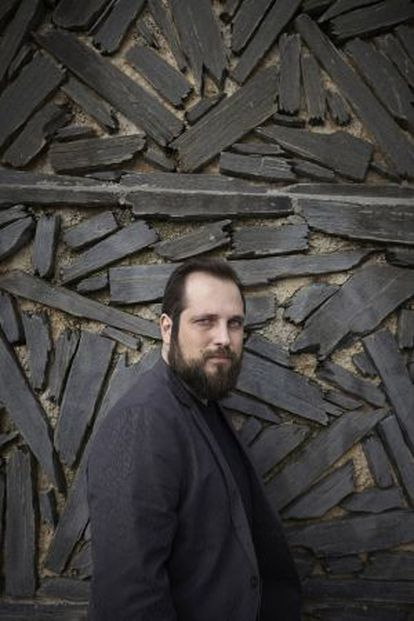 Carlos Vermut, director y ganador de la Concha de Oro.