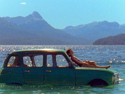 Fotograma de 'La idea de un lago'. En el vídeo, el tráiler.