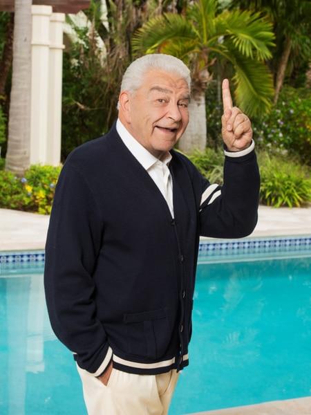 """Mario Kreutzberger, mejor conocido como """"Don Francisco""""."""
