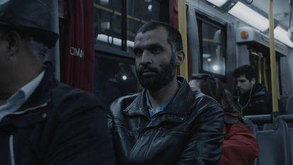 Mohammed Motan Mohammed, en un fotograma del documental 'La libertad es una palabra grande'.