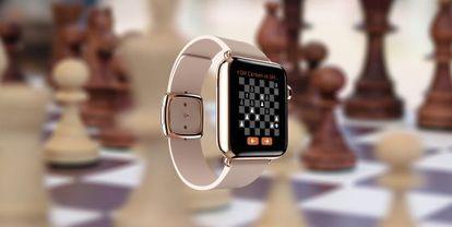 Apple Watch con la aplicación de los hermanos Soto.