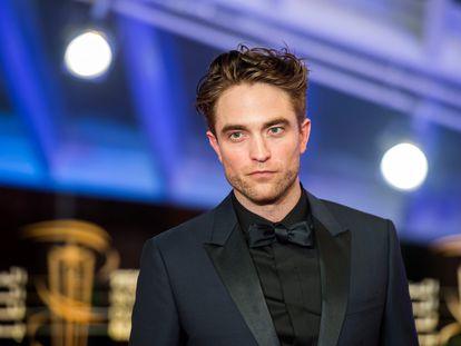 Robert Pattinson, el 30 de noviembre de 2018, en Marrakech.