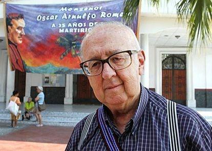 El teólogo Pablo Richard, en una imagen de 2015.