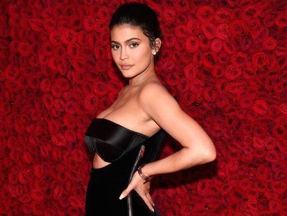 Kylie Jenner en la gala del Met celebrada en Nueva York el 7 de mayo de 2018.