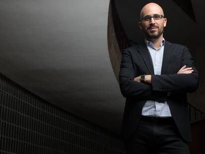 Nacho Álvarez, secretario de Estado de Derechos Sociales, este miércoles en Madrid.