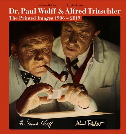 Portada de 'Dr. Paul Wolff & Alfred Tritschler. The Printed Images 1906-2019', publicado por Steidl