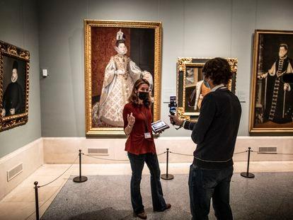 DVD1031. Grabacion Instagram Museo del Prado. Alvaro Garcia. 10/12/2020