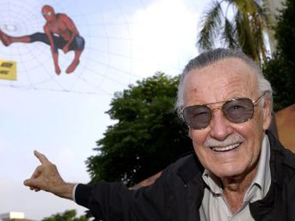El escritor y editor de cómics, que comenzó su carrera en los años cuarenta, ha fallecido a los 95 años