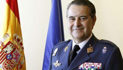 El jefe del Estado Mayor del Ejército del Aire, Francisco Javier García Arnaiz.
