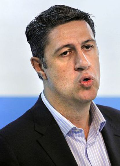 Xavier García Albiol, alcalde de Badalona por el PP.