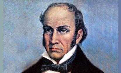 Retrato de Simón Rodríguez