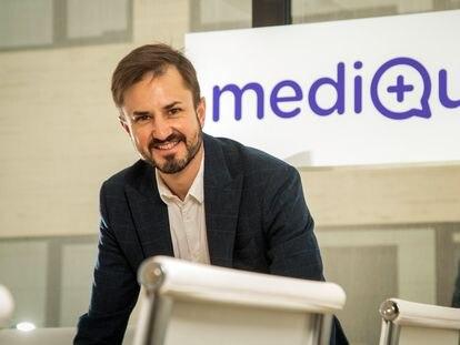 Guillem Serra, impulsor de MediQuo.