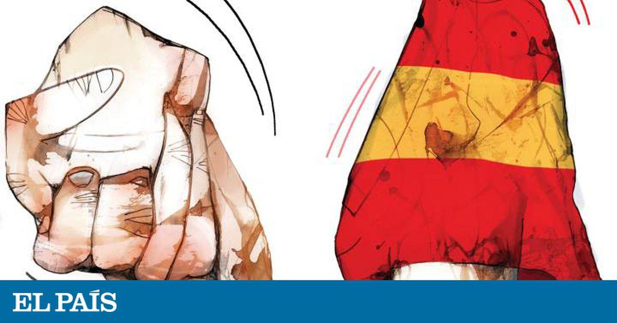 Hispanofobia española