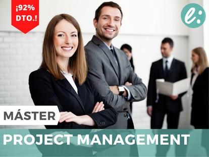 ¡Conviértete en un Experto Liderando Proyectos con esta formación online!