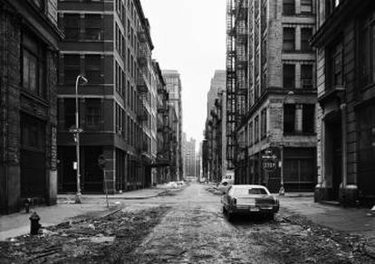 Crosby Street, Soho, New York 1978