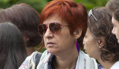 Sandra Ortega, propietaria del 5% de Inditex.