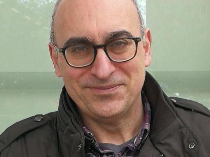 Domingo Ródenas, catedrático de Literatura española de la Universidad Pompeu Fabra.