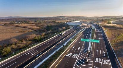 Una de las autopistas de la mexicana RCO, en marzo del año pasado.